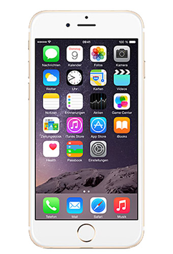 iPhone 6 mit O2 Vertrag