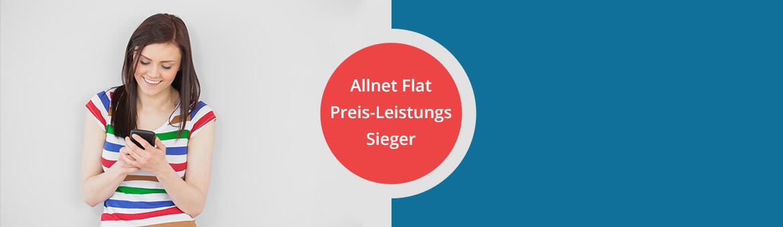 Allnet Flat Preis-Leistungs Sieger bei Handybus