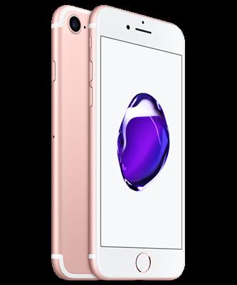 iPhone 7 mit Vertrag im O2 Netz